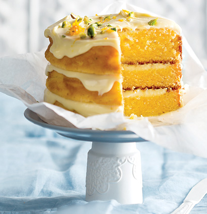 Orange Cake Recipe Woolworths