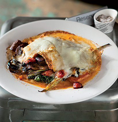Winter Vegetable Open Lasagne Woolworths Taste