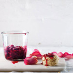 Foods to infuse with flower waters for Mother's Day
