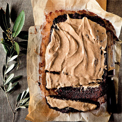 Wheat-and-sugar-free brownies