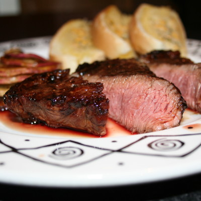 Father's Day Bovril rump steaks