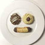 Gran's classic custard cookies