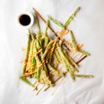 Sponsored: in season: green asparagus