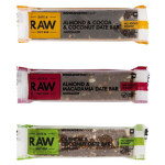 New at Woolies: raw vegan snack bars