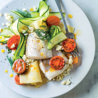 5 fresh meals to make this week