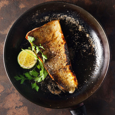 Pan-fry fish perfectly