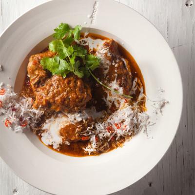 Chicken kerala