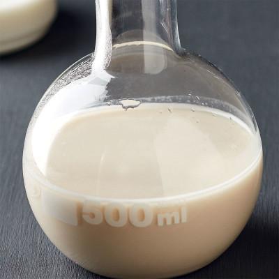 Home-made oat milk