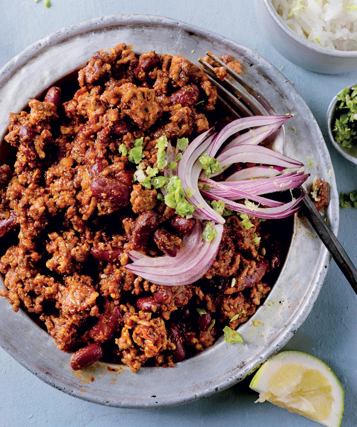 Easy Chilli Con Carne Recipe 30 Minutes Or Less