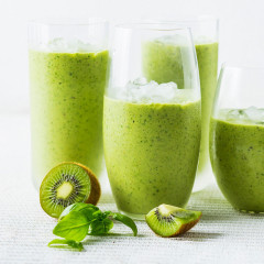 Get-up-and-go green smoothie
