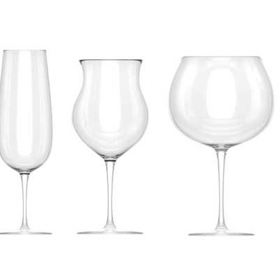 Which wine glass to use when