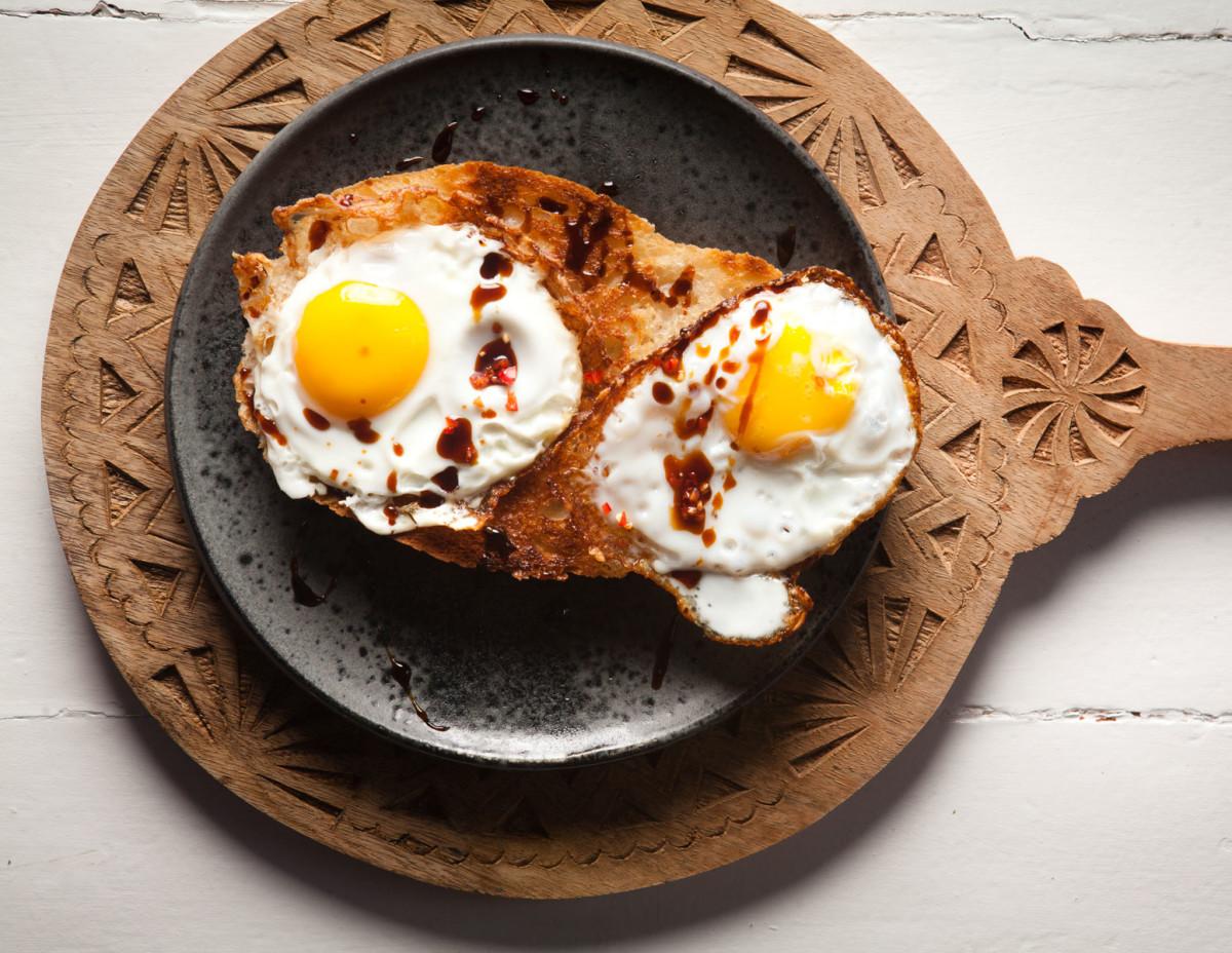 Coconut Fried Eggs Woolworths Taste