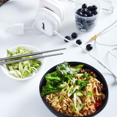 Pot-luck noodles