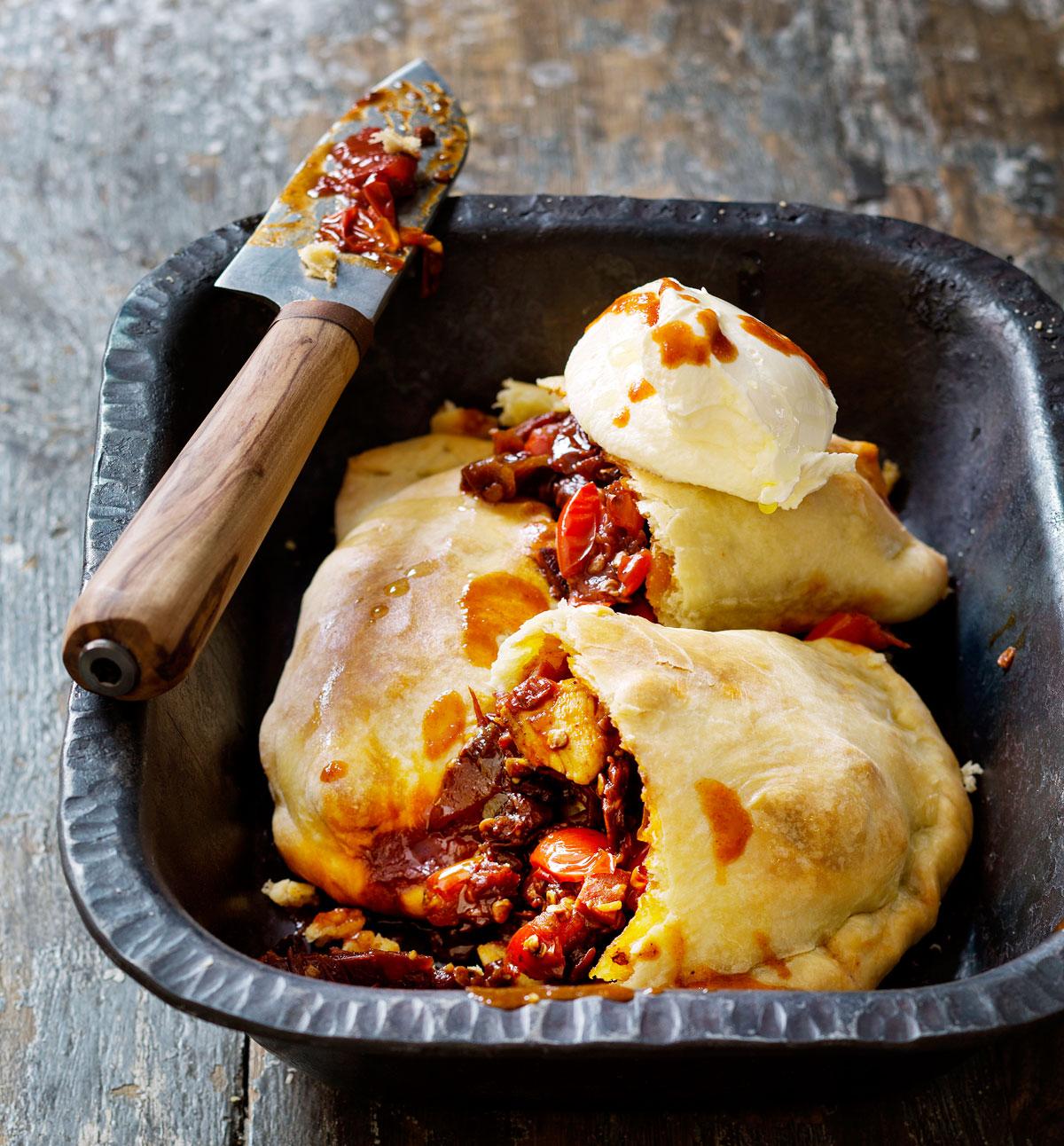 Venezuelan Smoky Chilli Chicken Empanadas Woolworths Taste