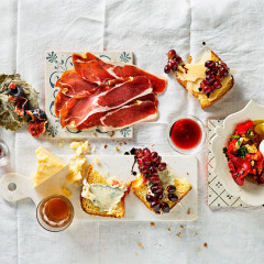 All about antipasti