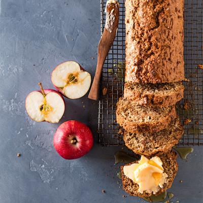 Marie's apple bread