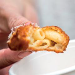 Bertus's mac-and-cheese tots