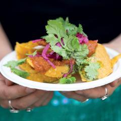 Santa Anna's salsa roja Mexicana