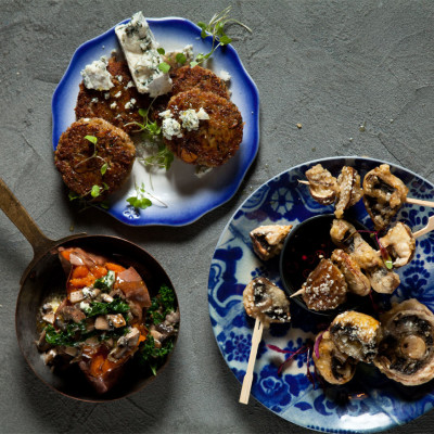 Sponsored: more ways with mushrooms