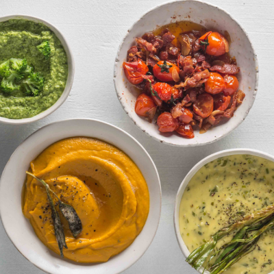 4 simple sauces for unspeakably delicious pasta