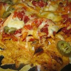 Chicken Rotisserie Nachos