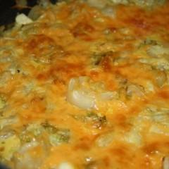 Lettuce frittata