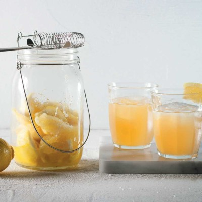 The ultimate hot (or cold) toddy