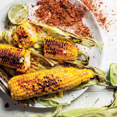 Spicy corn rub
