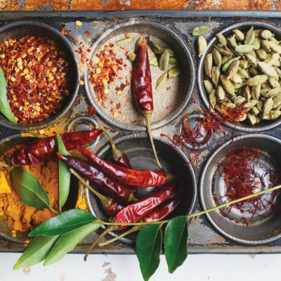 8 spicy pantry staples