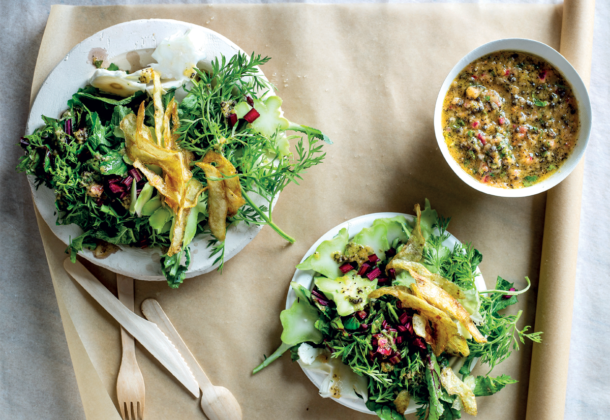 8 exciting dressings for your next salad