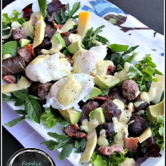 Low Carb Winter Salad