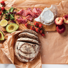 4 Tips to eating better at the office (plus the 9 must-have ingredients in your desk drawer)