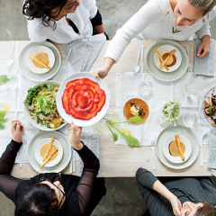 5 steps to eating mindfully