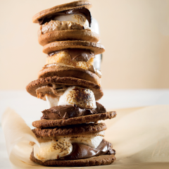 S'mores with Nutella