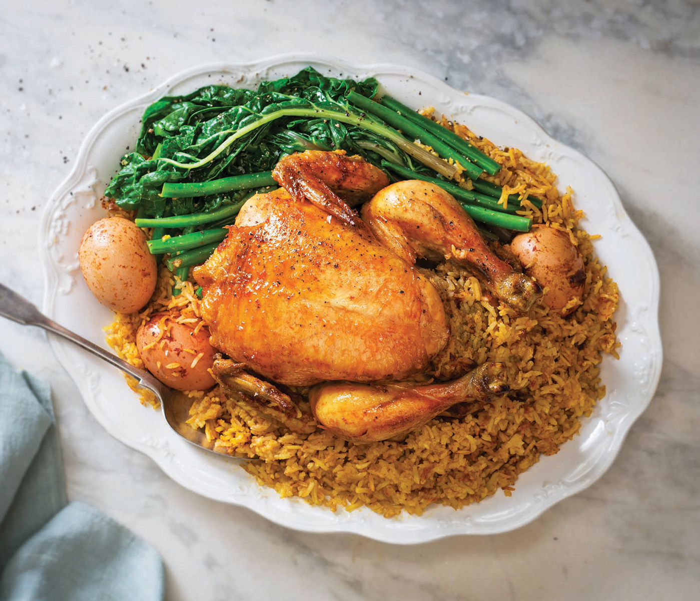 Iraqi Spiced Chicken And Rice Woolworths Taste