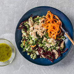 There's nothing ordinary about these salads