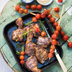3 new flavours to try with lamb