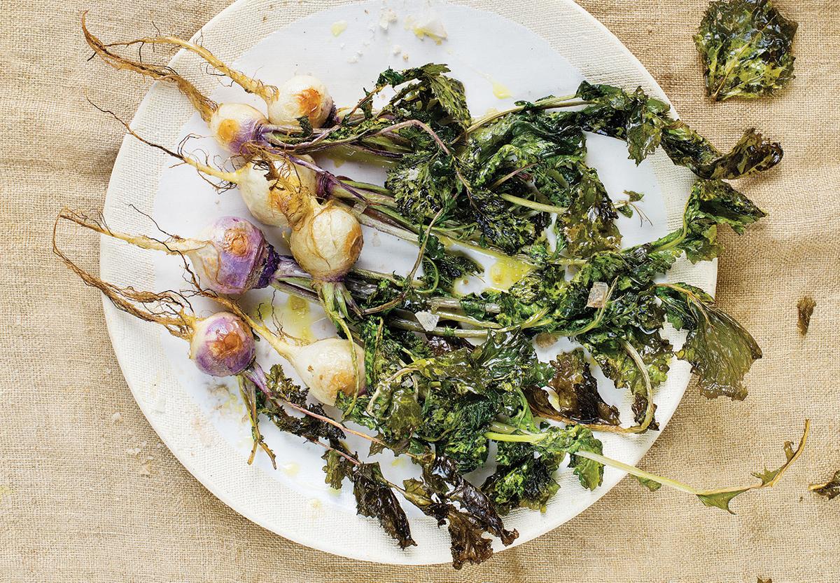 roast-turnips