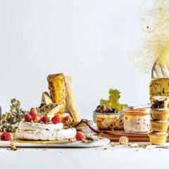 How to make a very festive cheese plate