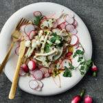 marinated-mushrooms-and-radishes