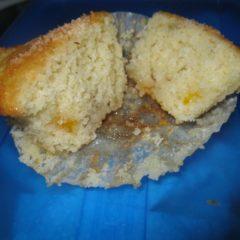 Coconut Jam Muffins