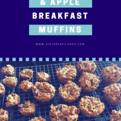 Carrot & Apple Breakfast Muffins