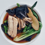 asian-poached-chicken-broth