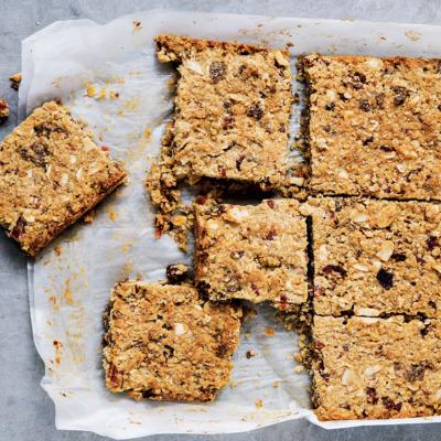 Good intention granola squares