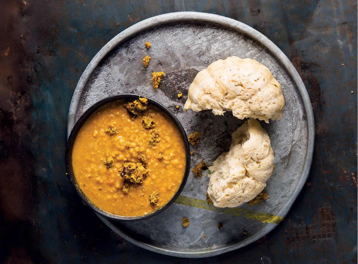 dhal lentil curry