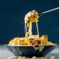 Abigail's famous mac 'n' cheese