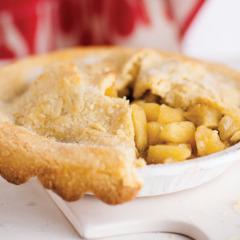 Honey Crunch apple pie