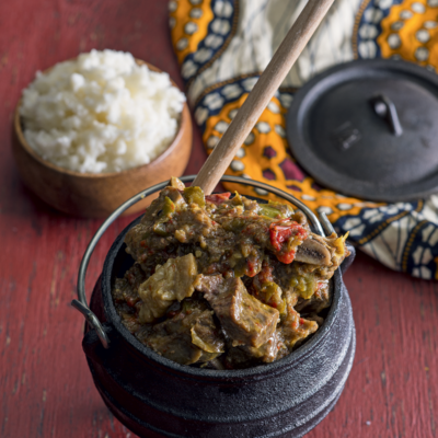 Noxolo's Beef Curry