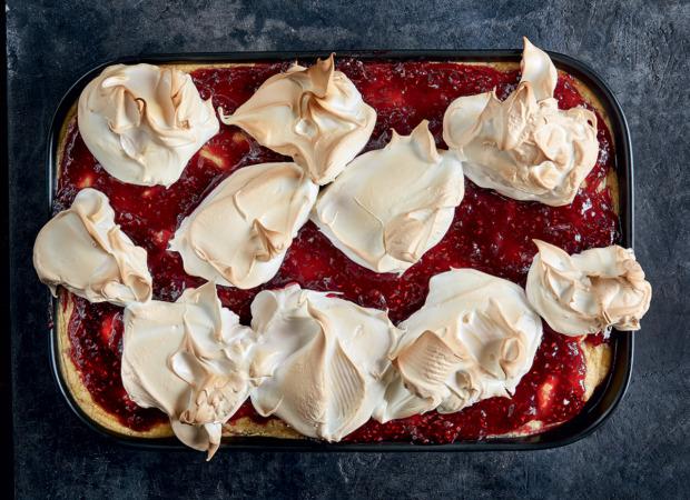 Rusk queen of puddings recipe