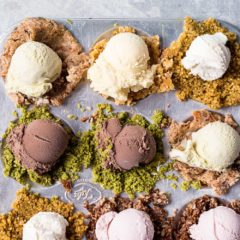 Watch: How to make ice-cream pies in 10 minutes (or less!)